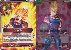 Vegeta // Vile Strike Dark Prince Vegeta - P-025 - PR