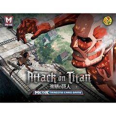 Metax Attack On Titan (2018) - Starter Decks