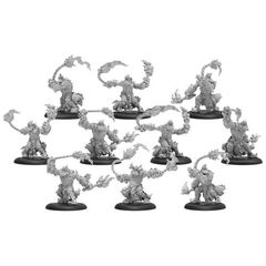 Warmachine: Cryx - Blighted Trollkin Marauders