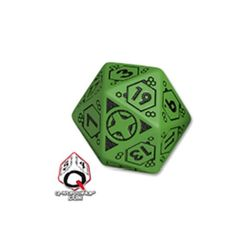 Infinity Rpg: Dice Set - Ariadna (7 Ct)