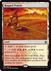 Rugged Prairie on Channel Fireball