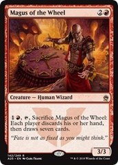 Magus of the Wheel - Foil