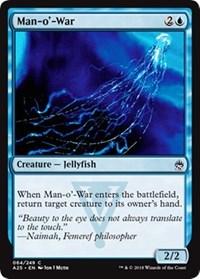 Man-o-War - Foil