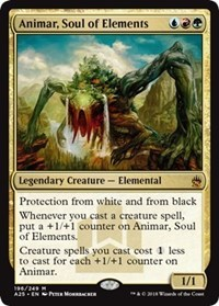 Animar, Soul of Elements - Foil