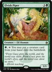 Elvish Piper - Foil