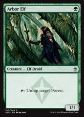 Arbor Elf - Foil on Channel Fireball
