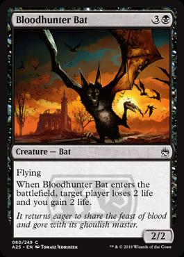 Bloodhunter Bat - Foil