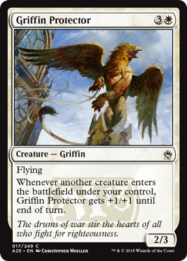 Griffin Protector - Foil