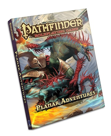 Pathfinder Rpg: Planar Adventures Hc