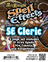 Spell Effects: 5E Cleric