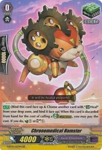 Chronomedical Hamster - G-BT14/027EN - RR