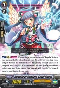 Regalia of Talisman, Expel Angel - G-BT14/069EN - C