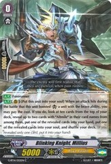 Shining Knight, Millius - G-BT14/055EN - C on Channel Fireball