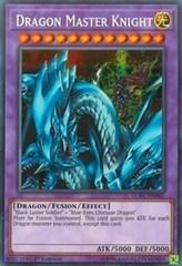 Dragon Master Knight - LCKC-EN065 - Secret Rare - 1st Edition