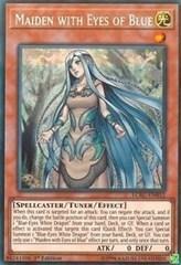 Maiden with Eyes of Blue - LCKC-EN012 - Secret Rare - 1st Edition