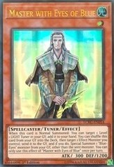 Master with Eyes of Blue - LCKC-EN014 - Ultra Rare - 1st Edition