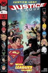 Justice League #40 (JAN180313)