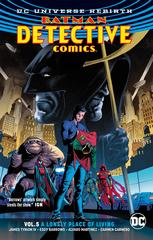 Batman Detective Tp Vol 05 Lonely Place Of Living Rebirth