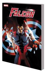 Falcon Tp Vol 01 Take Flight