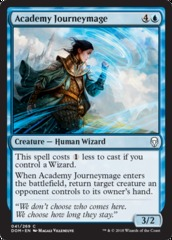 Academy Journeymage - Foil on Channel Fireball