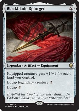 Blackblade Reforged - Foil