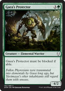 Gaeas Protector - Foil