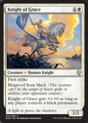Knight of Grace - Foil