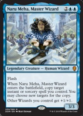 Naru Meha, Master Wizard on Channel Fireball