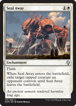 Seal Away - Foil