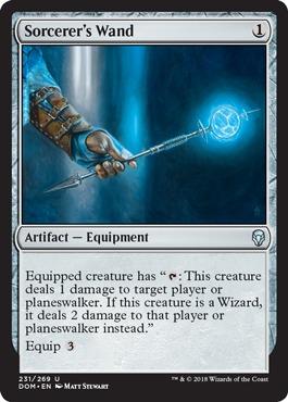 Sorcerers Wand - Foil