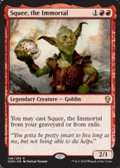 Squee, the Immortal - Foil on Channel Fireball