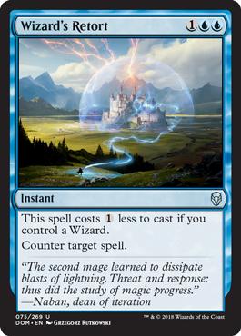 Wizards Retort