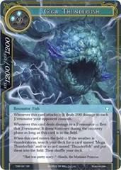 Giga Thunderfish - TSW-061 - SR
