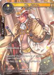 Dr. Jekyll // Ms. Hyde (Full Art) - TSW-003 - R
