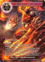 Ferocious Attack (Full Art) - TSW-036 - C