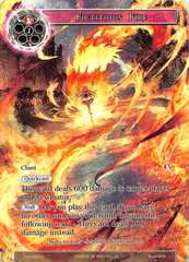 Fictitious Fire (Full Art) - TSW-037 - C