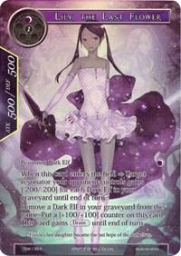 Lily, the Last Flower (Full Art) - TSW-133 - R