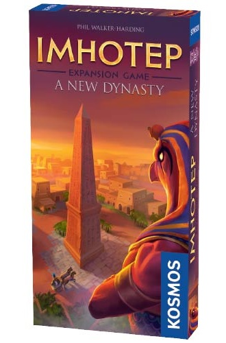 Imhotep: A New Dynasty Expansion
