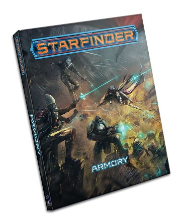 Starfinder Armory (Hardcover)