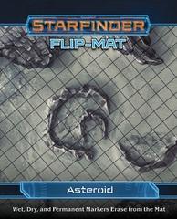 Starfinder Flip-Mat Starship Asteroid