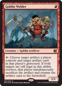 Goblin Welder - Foil