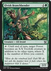 Elvish Branchbender on Channel Fireball