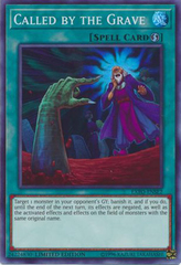 Called by the Grave - EXFO-ENSE2 - Super Rare - Limited Edition