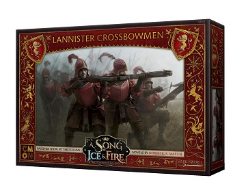 (Deprecated) A Song Of Ice And Fire Lannister Crossbowmen