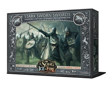 A Song Of Ice And Fire: Stark Sworn Swords