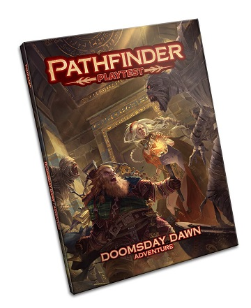 Pathfinder 2E Playtest Adventure: Doomsday Dawn