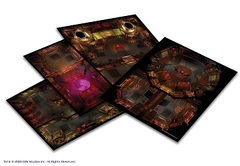 Star Trek Adventures: Next Generation Klingon Tiles