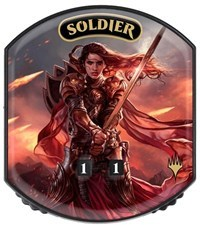 Ultra Pro - Relic Tokens: Eternal Collection - Soldier