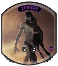 Ultra Pro - Relic Tokens: Eternal Collection - Zombie