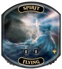 Ultra Pro - Relic Tokens: Eternal Collection - Spirit (Flying) - Foil
